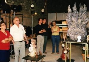 「熱烈にBelltall美術展」(2002年)